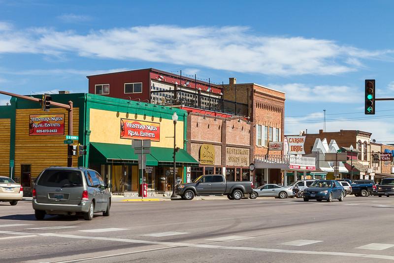 Custer, South Dakota