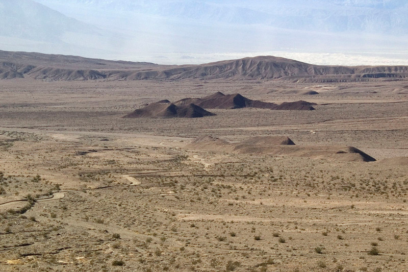 Death Valley as viewed from the Keane Wonder Mine