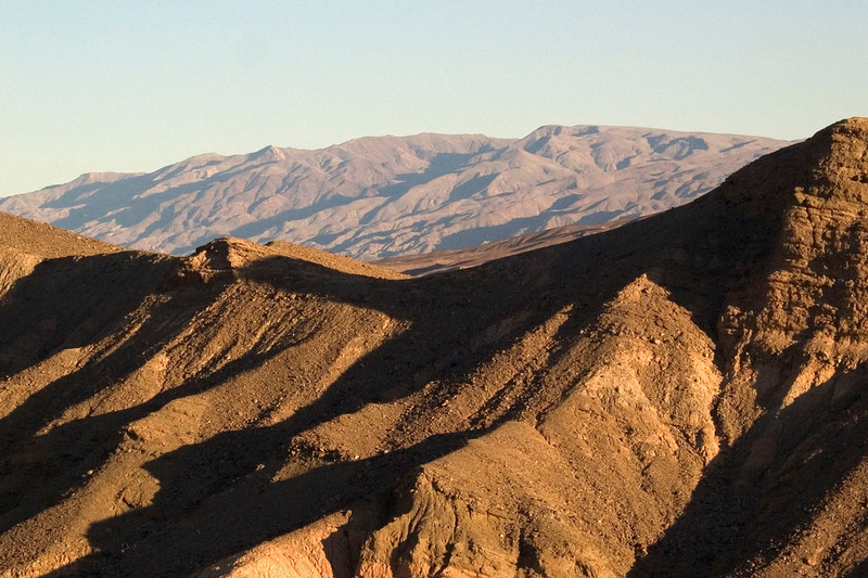 Zabriskie Point Lookout