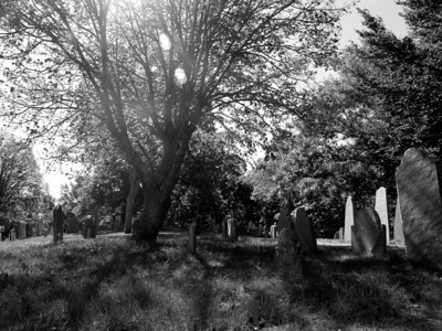 Burial Hill  Plymouth, MA