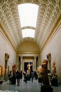 The Metropolitan Museum of Art in New York City in Fall 2014