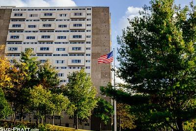 Poughkeepsie in Upstate New York