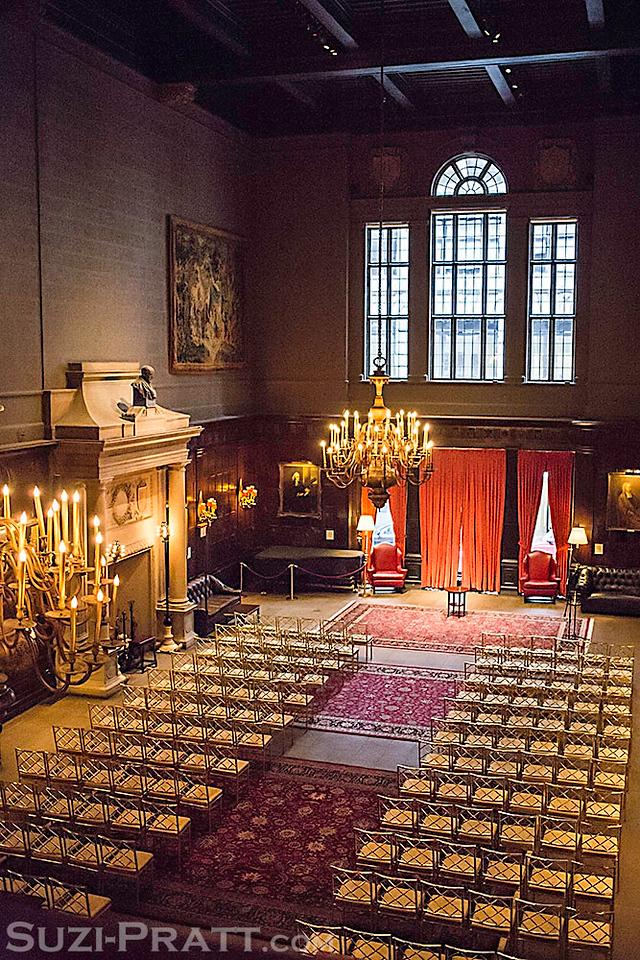 The Harvard Club in New York City in Fall 2014