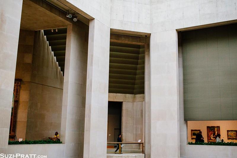 The Metropolitan Museum of Art in New York City in Fall 2014