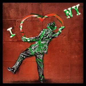 I Love NY, East Village NY