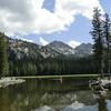Anthony Lake on the Sunday afternoon.