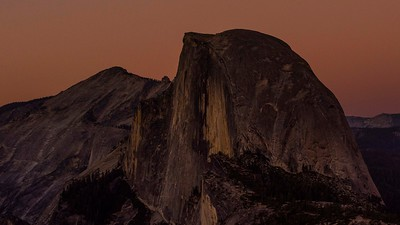 Sunset-Yosemite