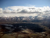 Day 2:  2008-04-10<br /> <br /> The scenery of the north side of Salt Lake City.<br /> <br /> .