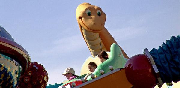 15may06  Walt Disney's Animal Kingdom, Orlando Florida