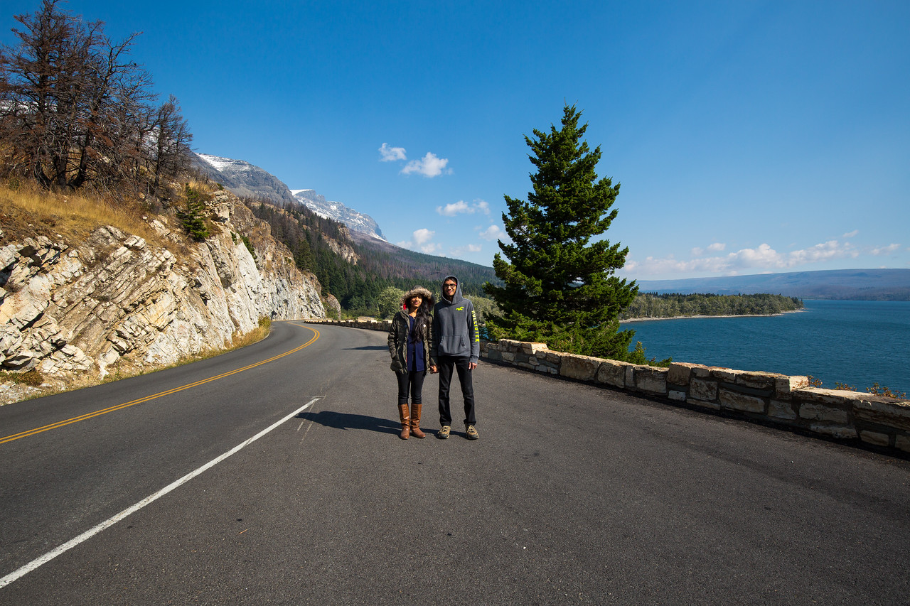 Going-to-sun road