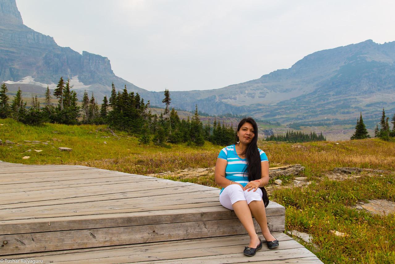 Hidden Lake Trail, Logan Pass