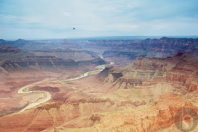 Fly over the Grand Canyon: USA