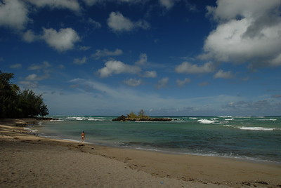 © Joseph Dougherty. All rights reserved.   Oahu, north shore beaches.