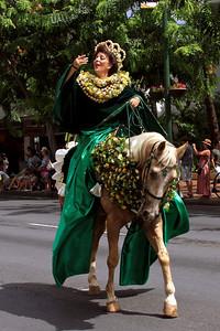 Aloha Festival Floral Parade