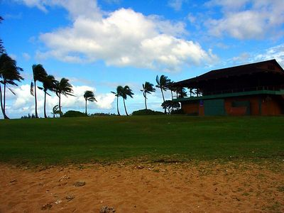 Beach House, Haleiwa, Hawaii