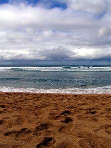 Layers of Earth,  Haleiwa, Hawaii