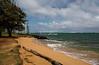 Golden Beach on Kaua'i