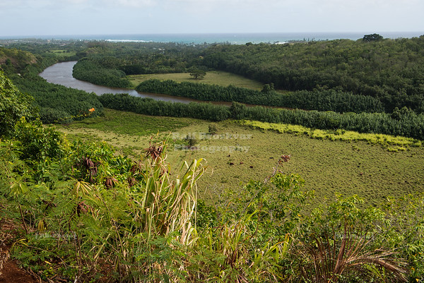 Wailua River Valley
