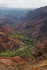 Waimea Canyon on Kauai, Hawaii