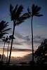 Sunrise over Kauai, Hawaii
