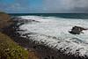 Black Lava Rock Beach in Kaua'i