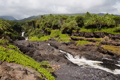 Seven Sacred Pools at Ohe'o