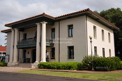Old Lahaina Courthouse