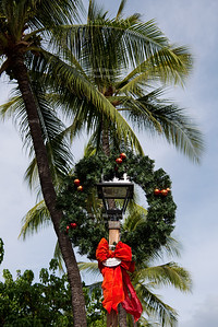 Christmas Decoration in Hawaii