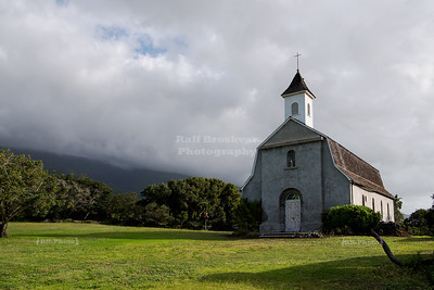 St. Joseph's Church, Kaupo