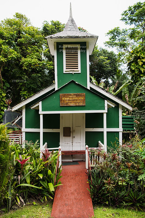 Ierusalema Hou Church on Moloka'i