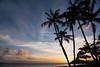 Almost Sunset on Molokai