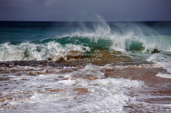 Kepuhi Beach on Molokai Island