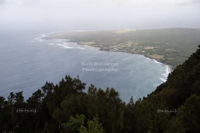 Kalaupapa Overlook  in Palaau State Park