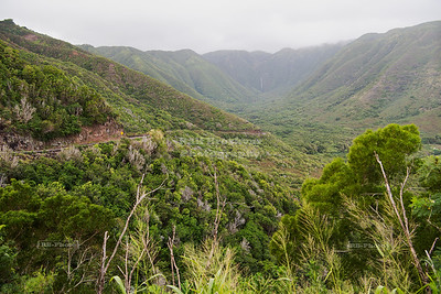 Halawa Valley on Molokai