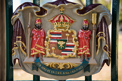Royal Coat of Arms of Hawaii