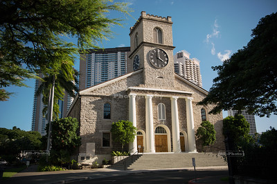 Kawaiahaʻo Church