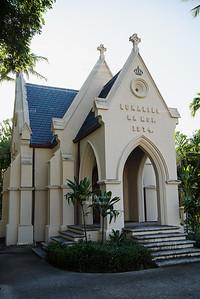 King Lunalilo's Tomb
