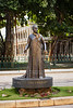Statue of Queen Liliuokalani at the State Capitol of Hawaii
