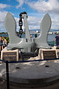 Anchor of the USS Arizona