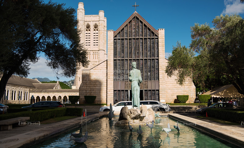 St. Andrew's Cathedral in Honolulu