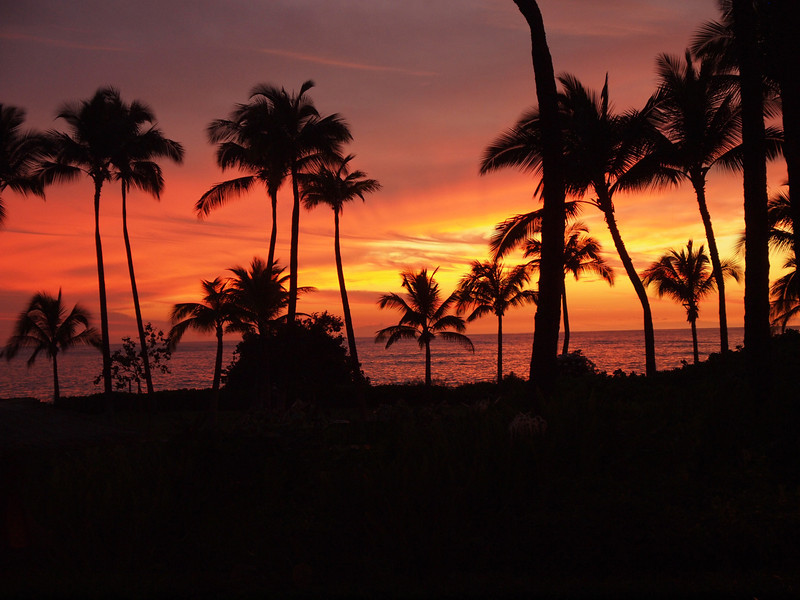 Ko Olina, Oahu Sunset