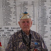 Pearl Harbor Vet on 50th Anniversay (Dec 7, 2011)