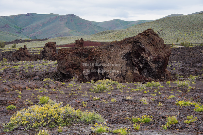 Craters of the Moon National Monument and Preserve, Arco, Idaho