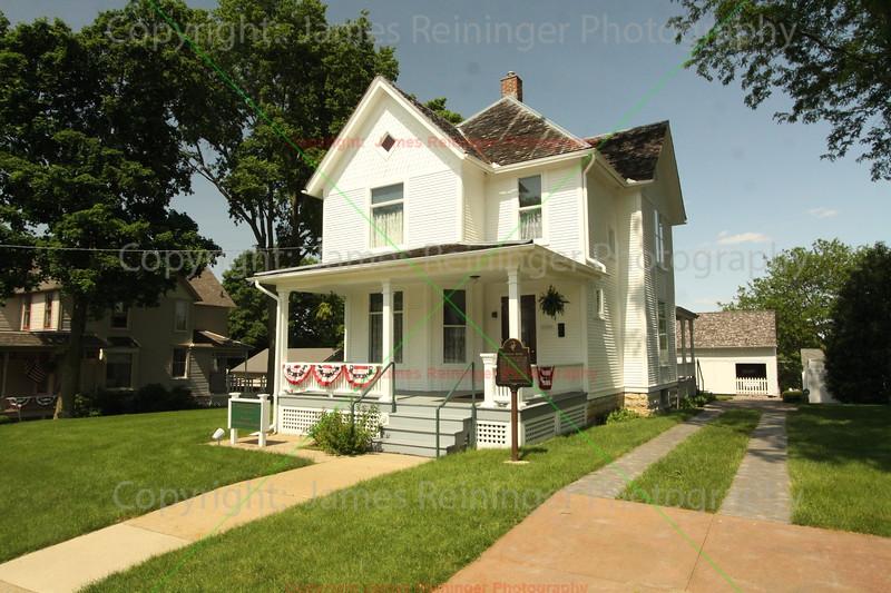 Ronald Reagan's Childhood Home