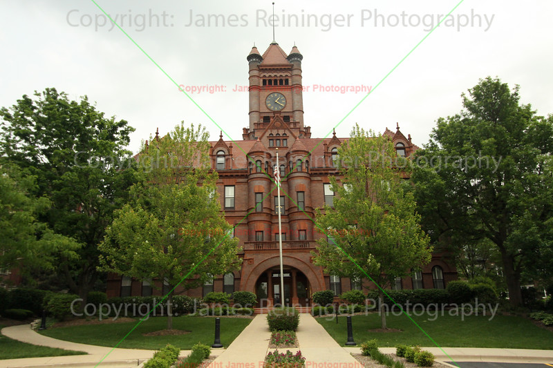 DePage County Courthouse