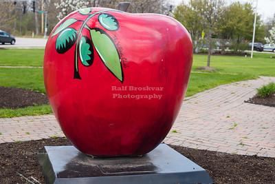 Apples Around Town