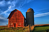 October 24, 2009 - The red barn
