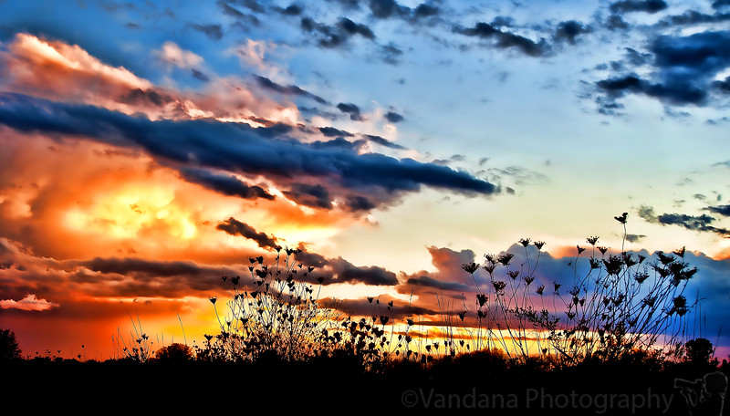September 19, 2010 - Just another sunset in Rockford