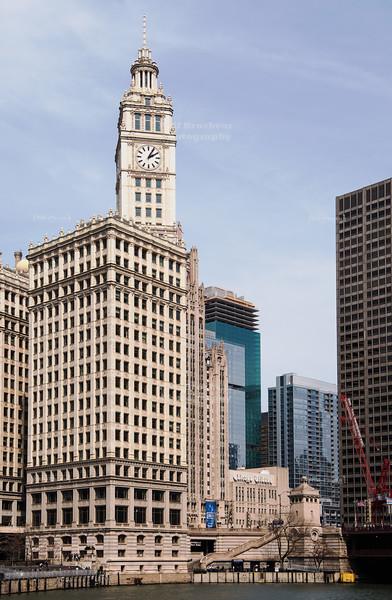 Wrigley Building, Chicago