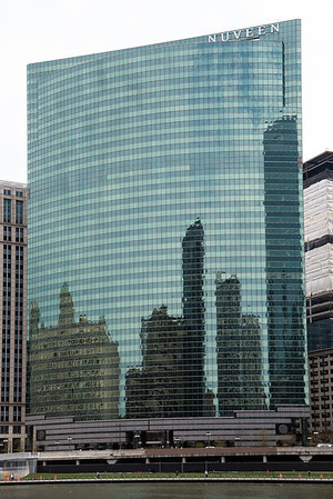 333 Wacker Drive in Chicago